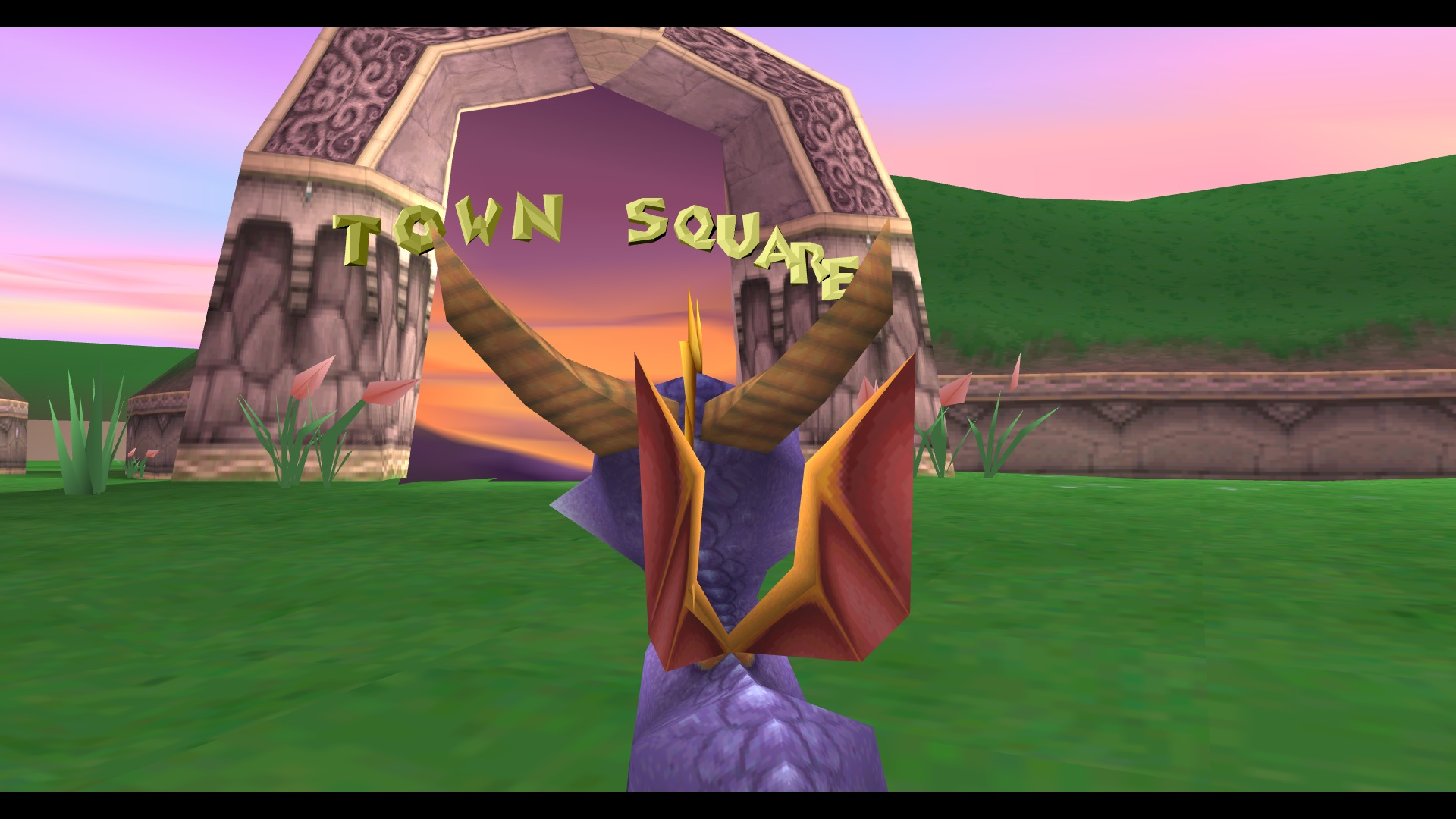 Image result for spyro the dragon ps1